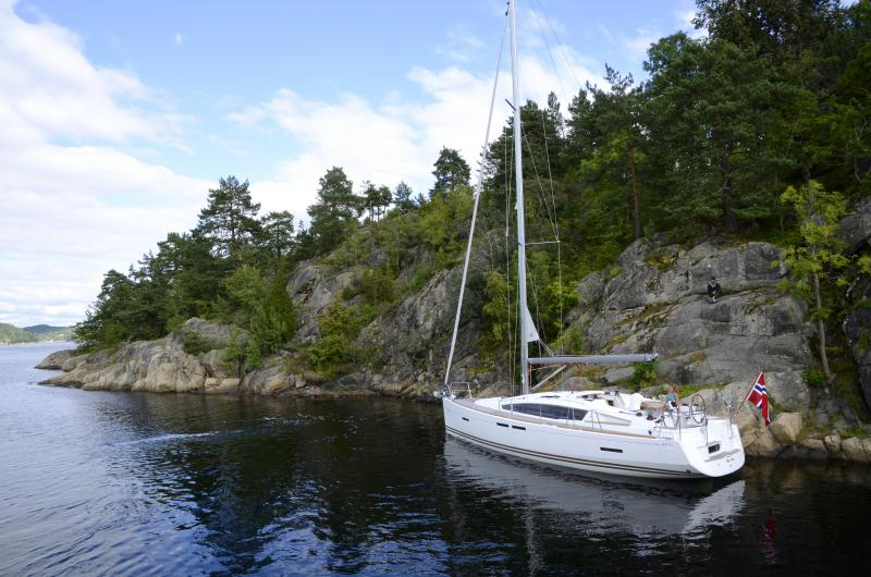 Sun Odyssey 41 DS │ Sun Odyssey DS of 12m │ Boat Sailboat Jeanneau boat Sun-Odyssey-DS-41DS 578