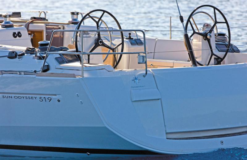 Sun Odyssey 519 │ Sun Odyssey of 16m │ Boat Segelboote Jeanneau  19792