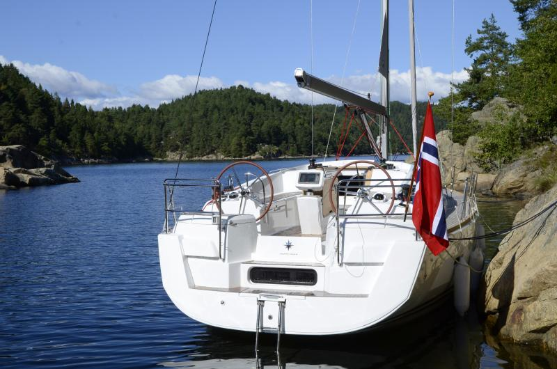 Sun Odyssey 41 DS │ Sun Odyssey DS of 12m │ Boat Sailboat Jeanneau boat Sun-Odyssey-DS-41DS 582