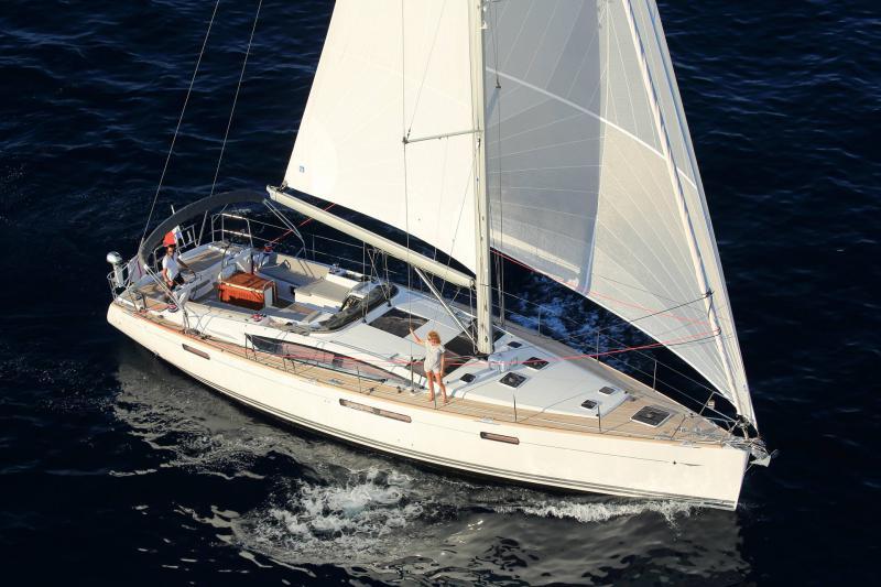 Jeanneau 58 │ Jeanneau Yachts of 18m │ Boat Sailboat Jeanneau  17519