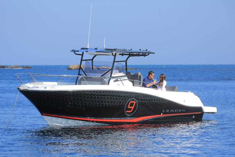Leader 9.0 CC │ Leader CC of 9m │ Boat powerboat Jeanneau  18823