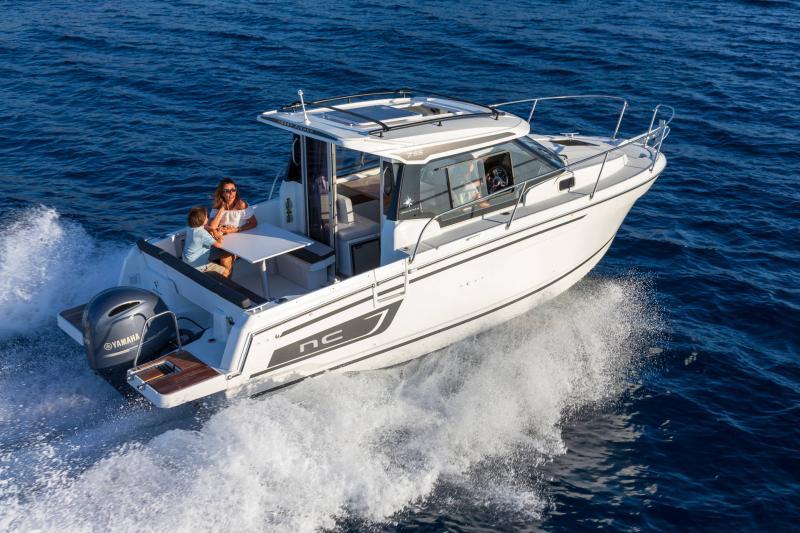 NC 795 Series 2 │ NC Weekender of 8m │ Boat powerboat Jeanneau  21943
