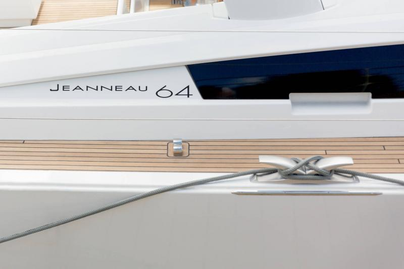 Jeanneau 64 │ Jeanneau Yachts of 20m │ Boat Sailboat Jeanneau  17605