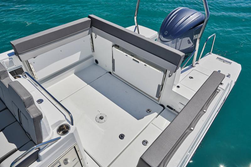 Leader 7.5 CC Series 3 │ Leader CC of 7m │ Boat powerboat Jeanneau  23077