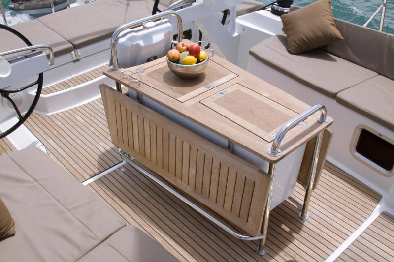 Jeanneau 58 │ Jeanneau Yachts of 18m │ Boat Sailboat Jeanneau  17547