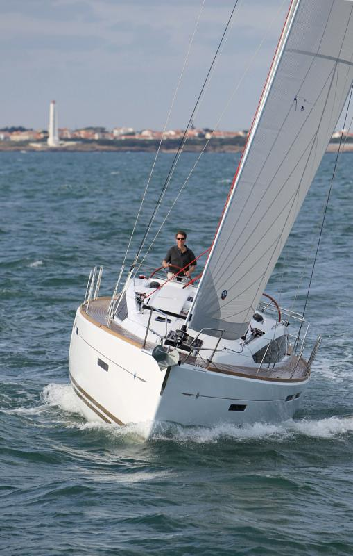 Sun Odyssey 41 DS │ Sun Odyssey DS of 12m │ Boat Sailboat Jeanneau boat Sun-Odyssey-DS-41DS 520