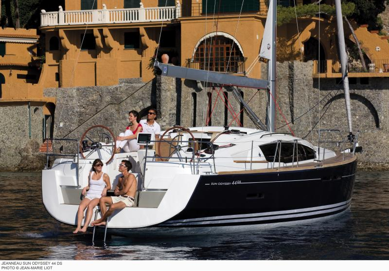 Sun Odyssey 44 DS │ Sun Odyssey DS of 13m │ Boat Barche a vela Jeanneau barche Sun-Odyssey-DS-44DS 370