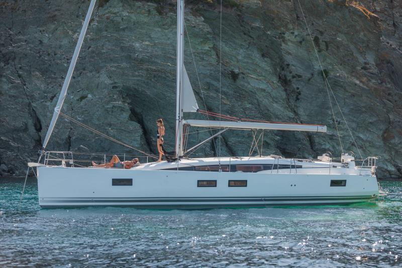 Jeanneau Yachts 51 │ Jeanneau Yachts de 15m │ Bateaux Voiliers Jeanneau  17399