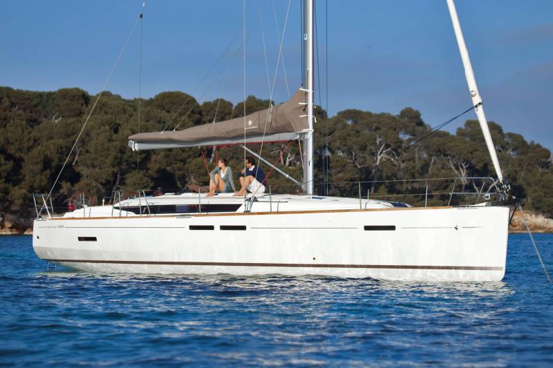 Sun Odyssey 449 │ Sun Odyssey of 14m │ Boat Sailboat Jeanneau  19502