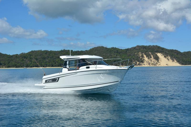 NC 695 Series 2 │ NC Weekender of 7m │ Boat powerboat Jeanneau  21024