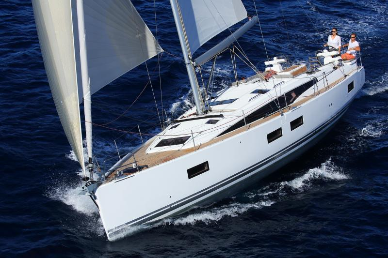 Jeanneau 51 Exterior Views 16
