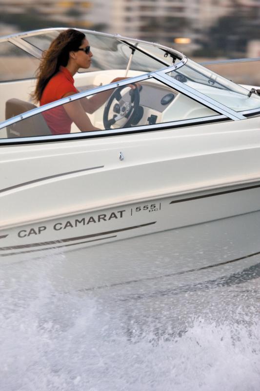 Cap Camarat 5.5 DC Vues d'extérieur 4