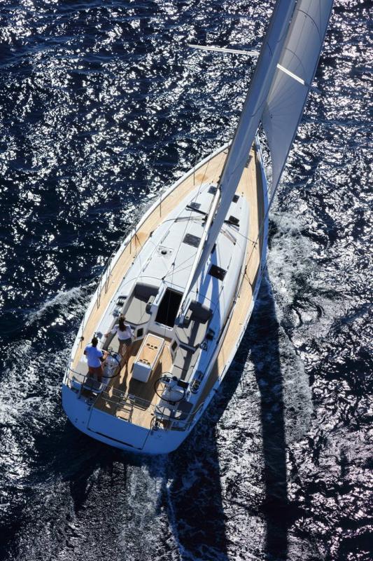 Jeanneau Yachts 51 │ Jeanneau Yachts de 15m │ Bateaux Voiliers Jeanneau  17379