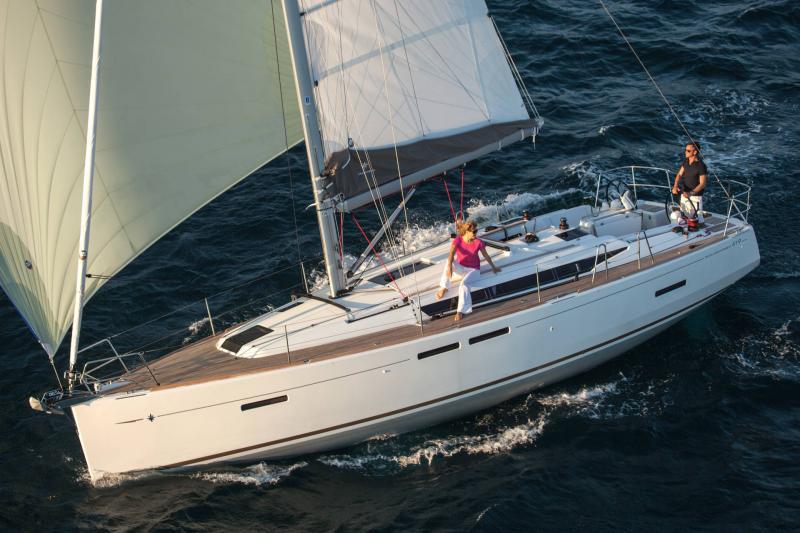 Sun Odyssey 419 │ Sun Odyssey of 13m │ Boat Veleros Jeanneau  19381