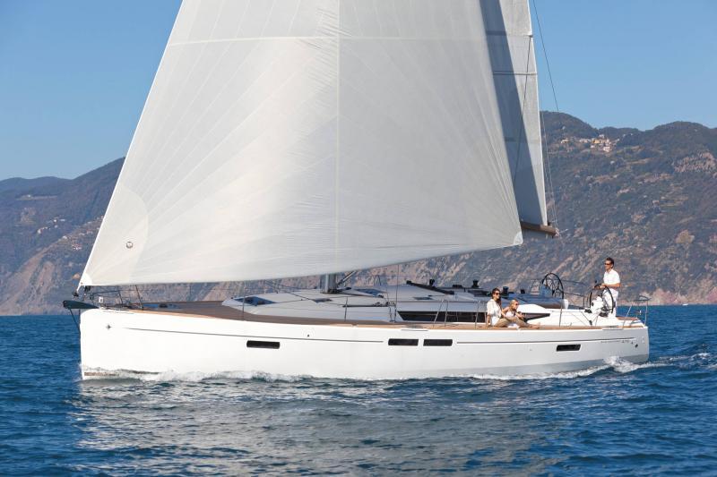 Sun Odyssey 479 │ Sun Odyssey of 14m │ Boat Veleros Jeanneau  19553