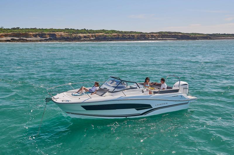Leader 7.5 Series 3 │ Leader of 7m │ Boat powerboat Jeanneau  23185