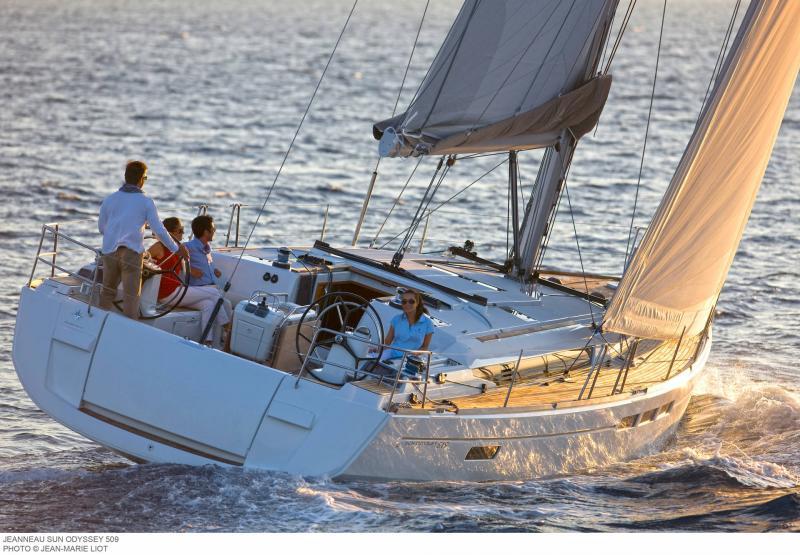 Sun Odyssey 519 │ Sun Odyssey of 16m │ Boat Segelboote Jeanneau  19782