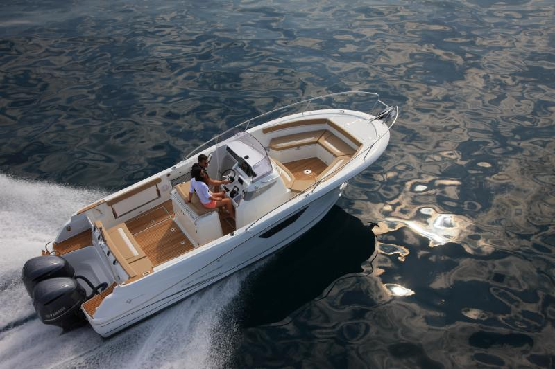 Cap Camarat 8.5 CC │ Cap Camarat Center Console of 8m │ Boat Outboard Jeanneau boat Cap_Camarat_CC-8.5CC 444
