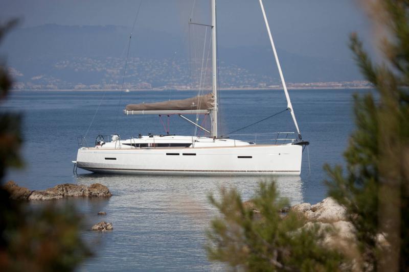 Sun Odyssey 419 │ Sun Odyssey of 13m │ Boat Veleros Jeanneau  19374