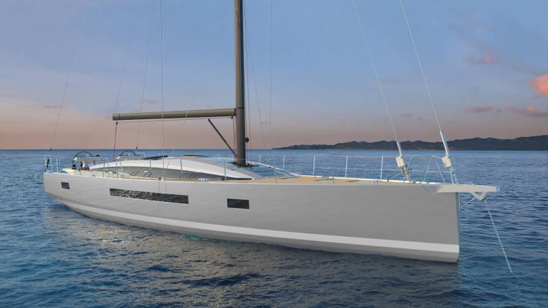 Jeanneau Yachts 65 │ Jeanneau Yachts of 21m │ Boat Sailboat Jeanneau  22943