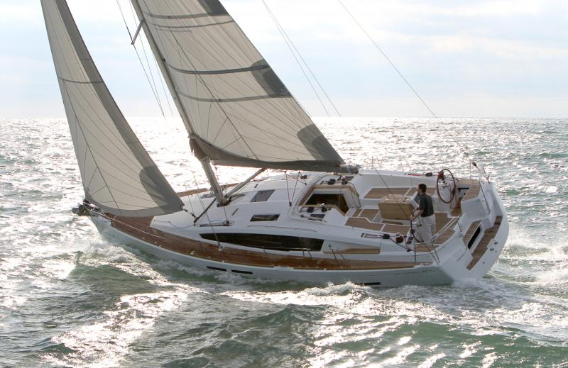 Sun Odyssey 41 DS │ Sun Odyssey DS of 12m │ Boat Sailboat Jeanneau boat Sun-Odyssey-DS-41DS 517