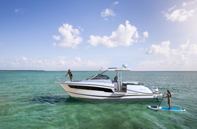 Cap Camarat 10.5 WA série2 │ Cap Camarat Walk Around of 10m │ Boat powerboat Jeanneau  20836