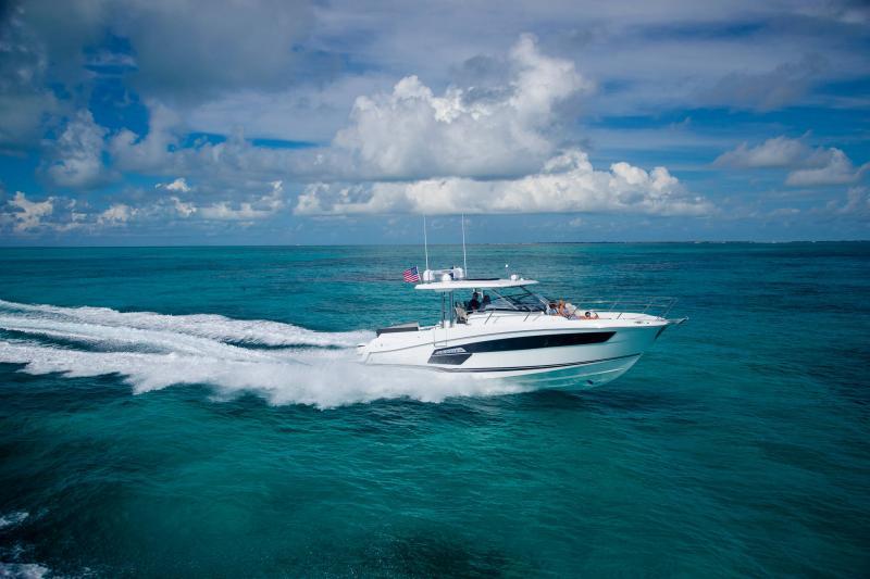 Leader 12.5 │ Leader WA of 12m │ Boat powerboat Jeanneau  21618