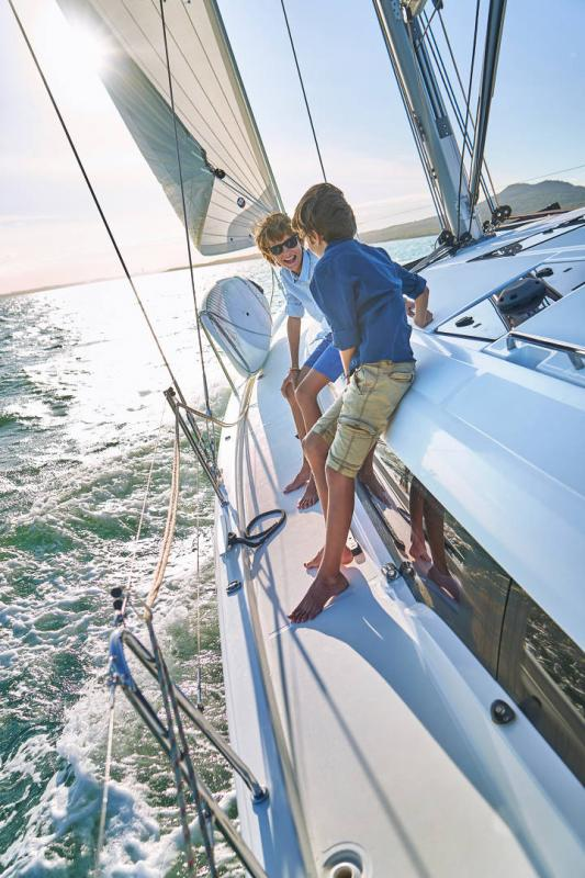 Jeanneau 51 │ Jeanneau Yachts of 15m │ Boat Sailboat Jeanneau  17357