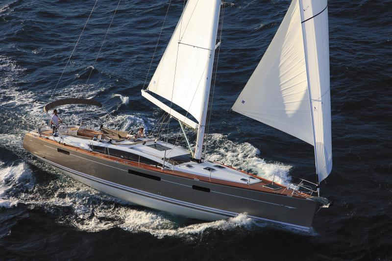 Jeanneau 57 │ Jeanneau Yachts of 18m │ Boat Sailboat Jeanneau boat jeanneau_yacht-jeanneau-57 588