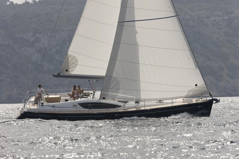 Sun Odyssey 50 DS │ Sun Odyssey DS of 15m │ Boat Sailboat Jeanneau boat Sun-Odyssey-DS-50DS 161