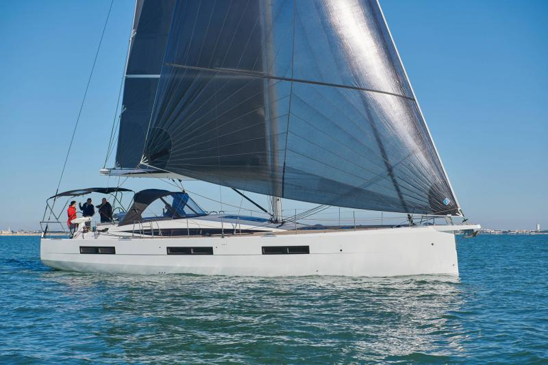 Jeanneau Yachts 60 │ Jeanneau Yachts of 18m │ Boat Sailboat Jeanneau 1-Navigation 22541
