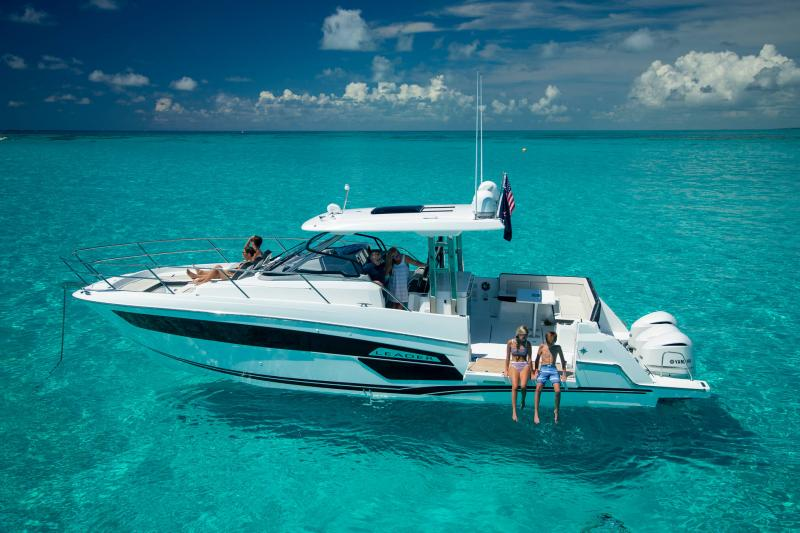 Leader 12.5 │ Leader WA of 12m │ Boat powerboat Jeanneau  21634