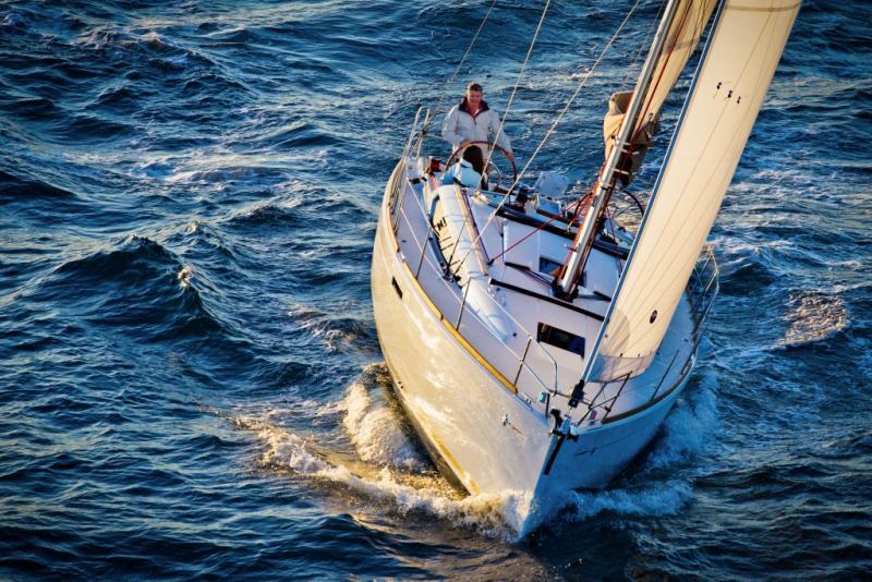 Sun Odyssey 379 │ Sun Odyssey of 11m │ Boat Sailboat Jeanneau  8351