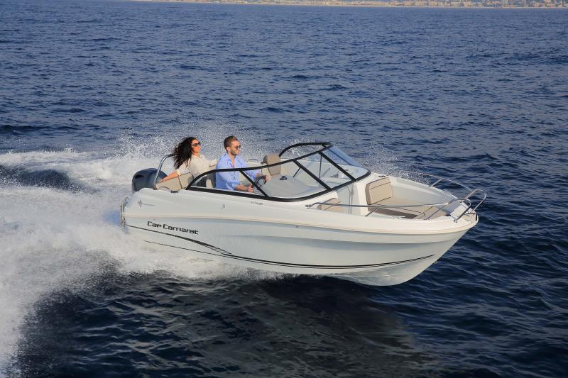 CAP CAMARAT 5.5 BR │ Cap Camarat Bow Rider of 5m │ Boat powerboat Jeanneau CAP CAMARAT 5.5 BR 4842