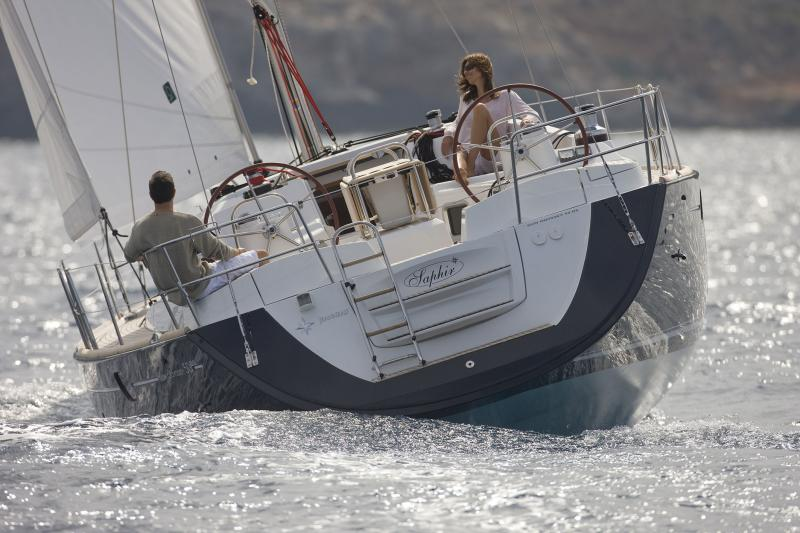 Sun Odyssey 50 DS │ Sun Odyssey DS of 15m │ Boat Sailboat Jeanneau boat Sun-Odyssey-DS-50DS 162