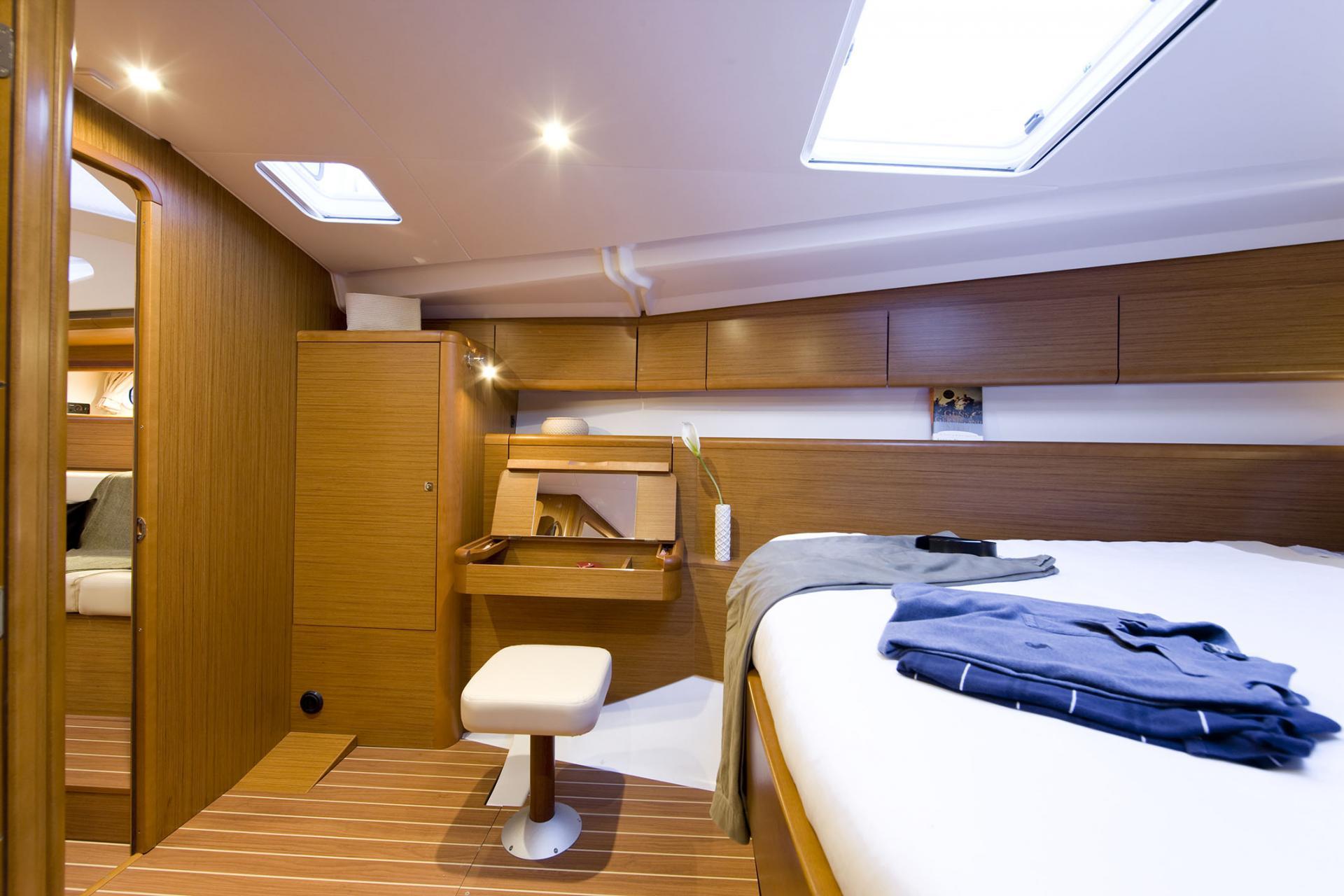Sun Odyssey 50 DS | Jeanneau Boats