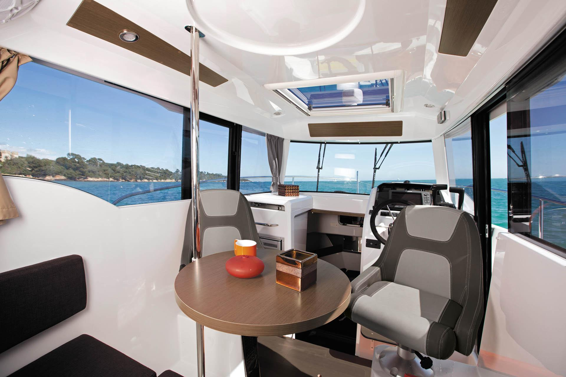 Merry Fisher 875 Marlin Vistas del interior 5