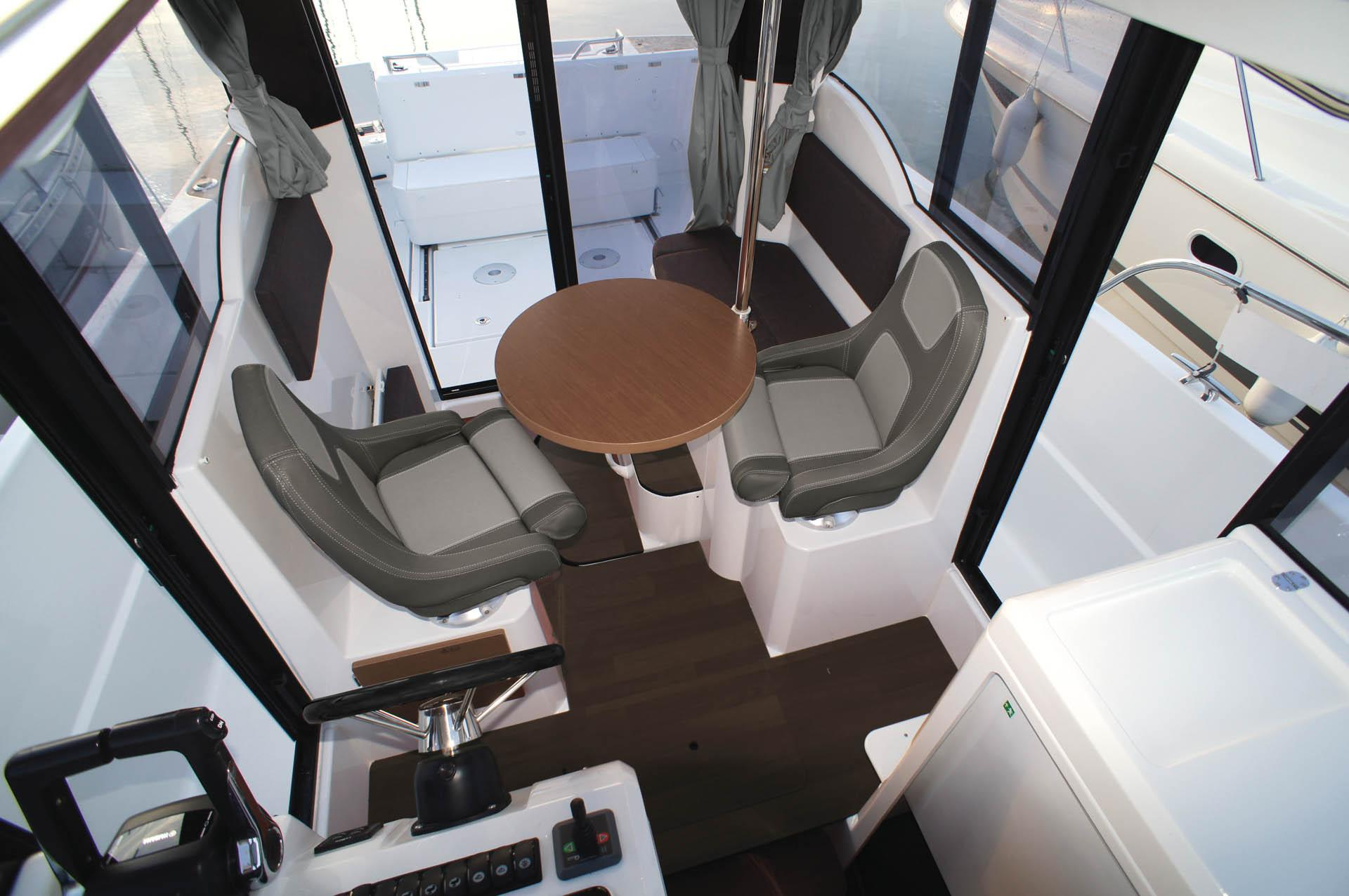 Merry Fisher 875 Marlin Vistas del interior 1