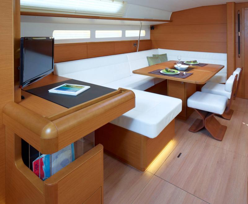 Sun Odyssey 519 │ Sun Odyssey of 16m │ Boat Segelboote Jeanneau  19820