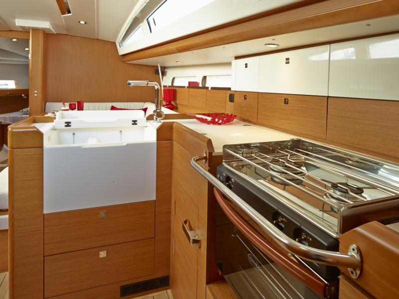 Sun Odyssey 44 DS │ Sun Odyssey DS of 13m │ Boat Barche a vela Jeanneau barche Sun-Odyssey-DS-44DS 835