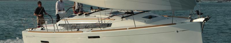 Sun Odyssey 379 │ Sun Odyssey of 11m │ Boat Sailboat Jeanneau  8328