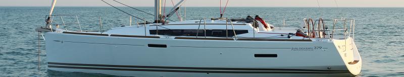 Sun Odyssey 379 │ Sun Odyssey of 11m │ Boat Sailboat Jeanneau  8330