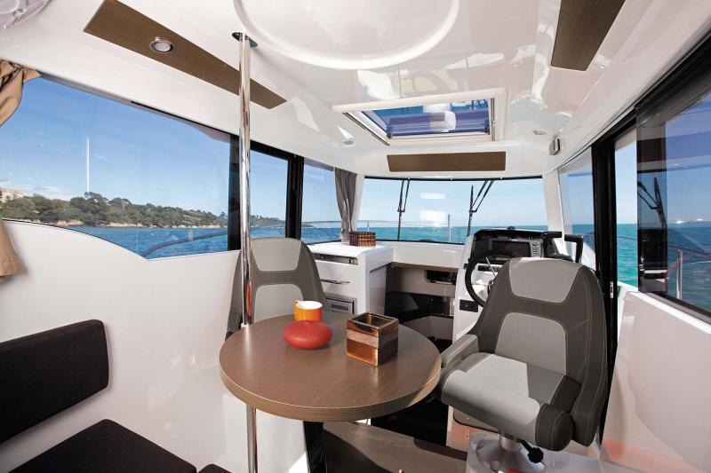 Merry Fisher 875 Marlin Vistas del interior 5
