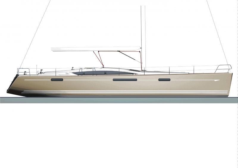 Jeanneau 57 │ Jeanneau Yachts of 18m │ Boat Sailboat Jeanneau boat jeanneau_yacht-jeanneau-57 176