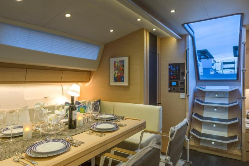 Jeanneau 64 Interior Views 7
