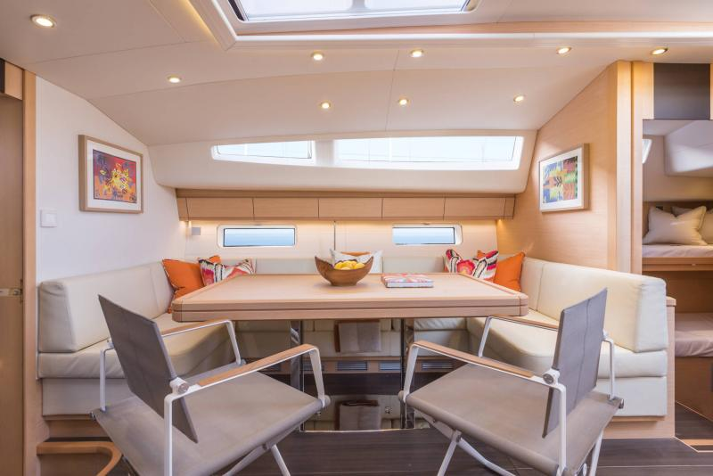 Jeanneau 64 Interior Views 42