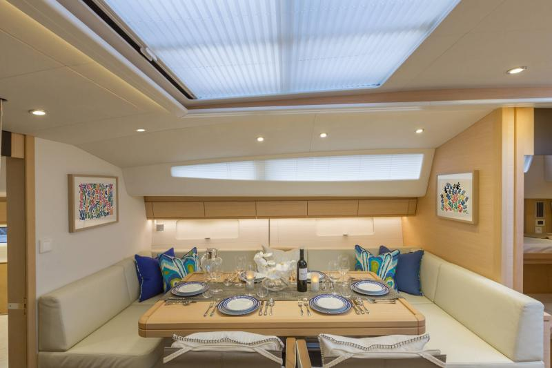 Jeanneau 64 Interior Views 35