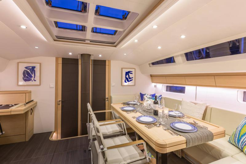 Jeanneau 64 Interior Views 38