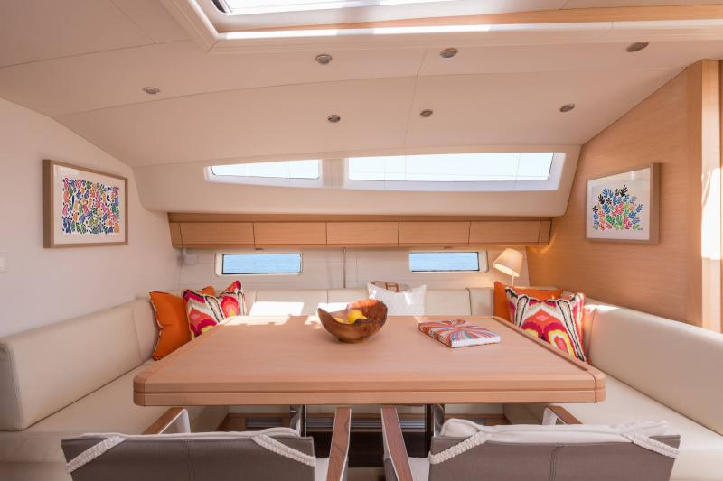 Jeanneau 64 Interior Views 21
