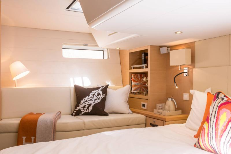 Jeanneau 64 Interior Views 14